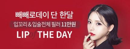 [단한달] 11월 11일 # 입술필러 이벤트
